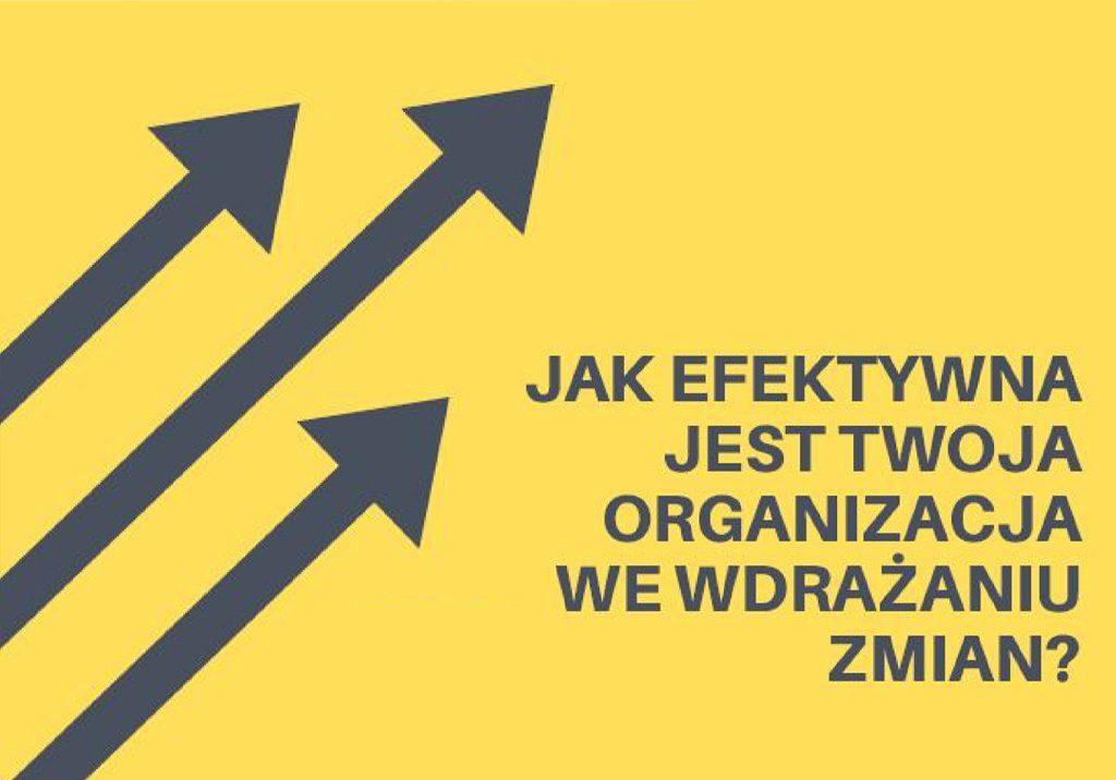Silfra Consulting zaprasza do udziału Badania Dojrzałości firm w Zarządzaniu Zmianami. Celem jest analiza dojrzałości na polskim rynku.